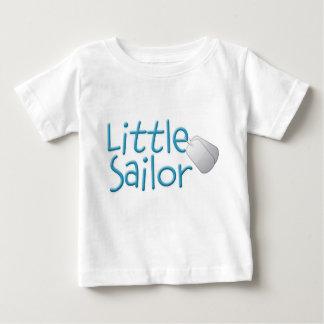 T-shirt Pour Bébé Petit marin