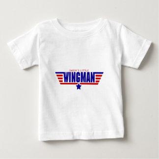 T-shirt Pour Bébé Petit Wingman de Daddys