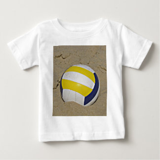 T-SHIRT POUR BÉBÉ PHOTO DE VOLLEYBALL DE PLAGE