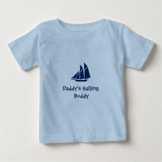 """T-shirt Pour Bébé Pièce en t de bébé """"d'ami de la navigation du"""