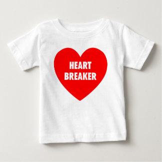 T-shirt Pour Bébé Pièce en t de bourreau des coeurs