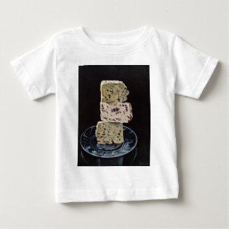 T-shirt Pour Bébé Pile de fromage de Stilton