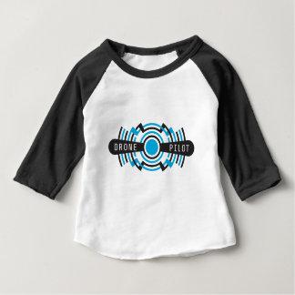 T-shirt Pour Bébé pilote de bourdon