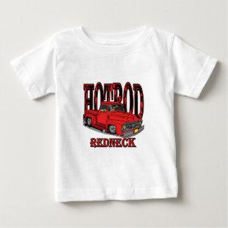 T-shirt Pour Bébé Plouc de Hotrod