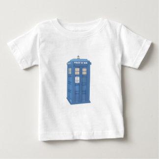 T-shirt Pour Bébé Police britannique vintage Callbox