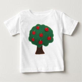 T-shirt Pour Bébé Pommier