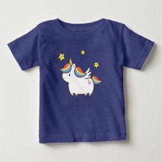 T-shirt Pour Bébé Poney de licorne
