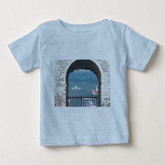 T-shirt Pour Bébé Porte grecque vers l'océan