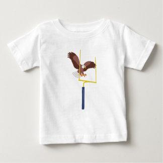 T-shirt Pour Bébé poteau de but d'aigle