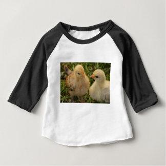 T-shirt Pour Bébé Poussins