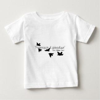 T-shirt Pour Bébé Preferisco il Paradiso Fillipo Neri
