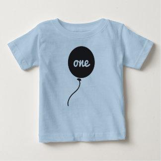 T-shirt Pour Bébé Premier bleu de la chemise | de l'anniversaire du