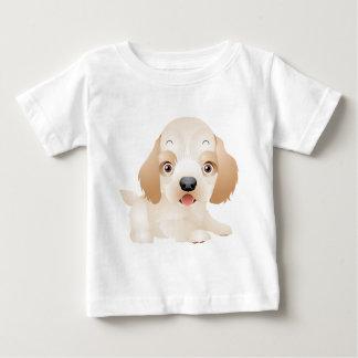 T-shirt Pour Bébé Produits multiples de chiot adorable choisis