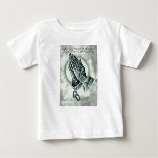 T-shirt Pour Bébé Psaume 91