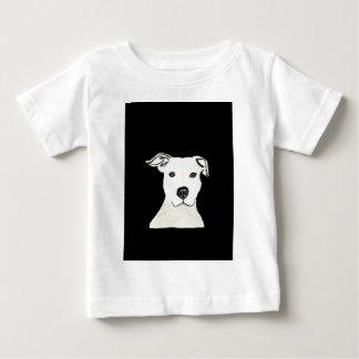 T-shirt Pour Bébé Race de chien de Pitbull