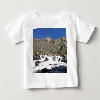 T-shirt Pour Bébé Rapide de rivière