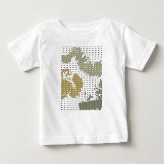 T-shirt Pour Bébé Repéré
