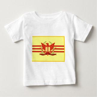 T-shirt Pour Bébé République de drapeau de forces militaires du