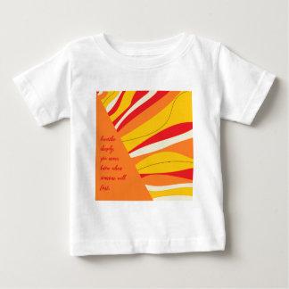 T-shirt Pour Bébé respirez profondément
