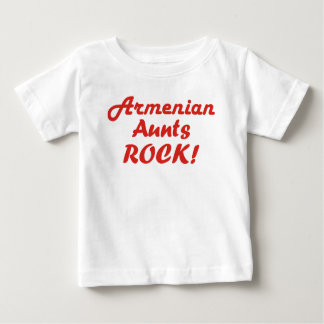 T-shirt Pour Bébé Roche arménienne de tantes