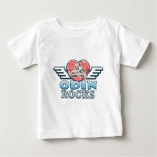 T-shirt Pour Bébé Roches d'Odin