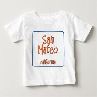 T-shirt Pour Bébé San Mateo la Californie BlueBox