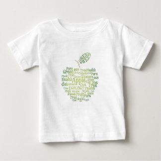 T-shirt Pour Bébé Santé Eco vert amical