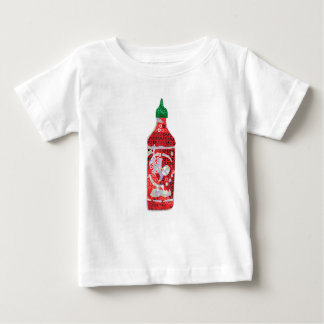 T-shirt Pour Bébé sauce chaude à paillette