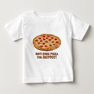 T-shirt Pour Bébé Sauvez la pizza pour BIGFOOT - vêtements multi