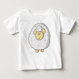T-shirt Pour Bébé Schaf-Scheep