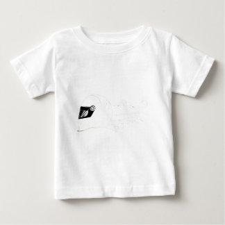 T-shirt Pour Bébé Série rapide de filles
