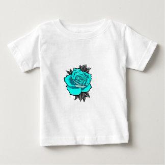 T-shirt Pour Bébé s'est levé l'éclair de tatouage