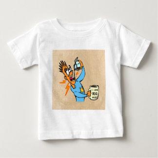 T-shirt Pour Bébé SOLIDE CARRÉ rapide de modèle