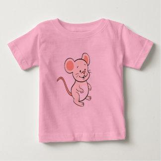 T-shirt Pour Bébé Souris