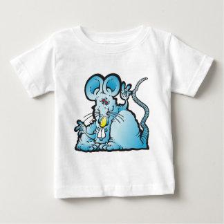 T-shirt Pour Bébé Souris super