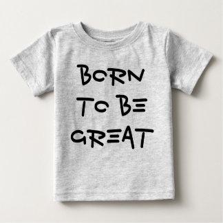 T-shirt Pour Bébé Soutenu pour être grande TIGE de la Science