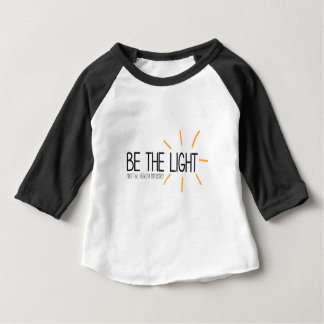 T-shirt Pour Bébé Soyez le ministère de la Santé mental léger