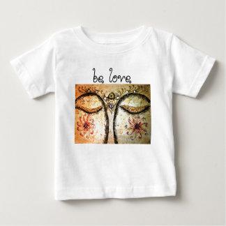 T-shirt Pour Bébé Soyez les chemises des enfants d'art d'aquarelle