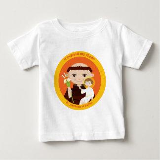 T-shirt Pour Bébé St Anthony de Padoue