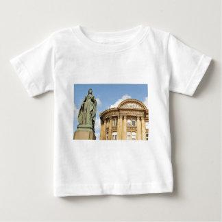 T-shirt Pour Bébé Statue de la Reine Victoria à Birmingham,