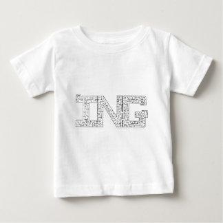 T-shirt Pour Bébé Stupéfier
