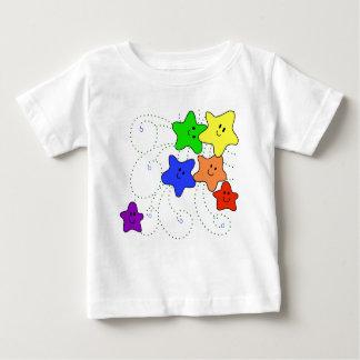 T-shirt Pour Bébé Sun lunatique