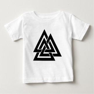 T-shirt Pour Bébé Symbole nordique Odin de protection des norses de