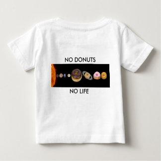 T-shirt Pour Bébé Système solaire de butées toriques
