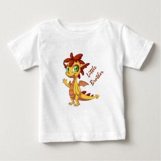 T-shirt Pour Bébé T-shirt/dragon du Jersey d'amende de bébé de petit