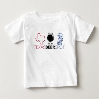 T-shirt Pour Bébé Tache de bière du Texas