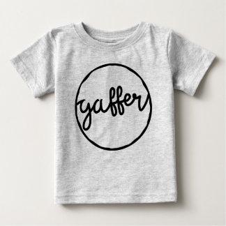 T-shirt Pour Bébé Tee - shirt britannique de dialecte d'argot du
