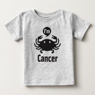 T-shirt Pour Bébé Tee - shirt-Cancer de bébé de zodiaque