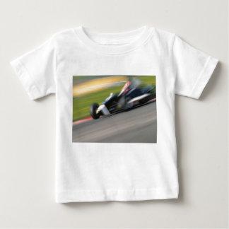 T-shirt Pour Bébé Tee - shirt de nourrisson de voiture de course