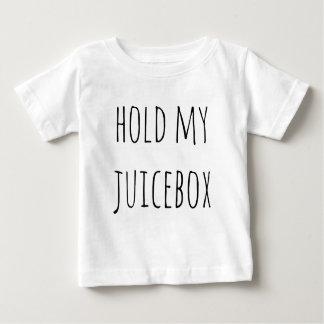T-shirt Pour Bébé Tenez ma pièce en t d'enfants de Juicebox